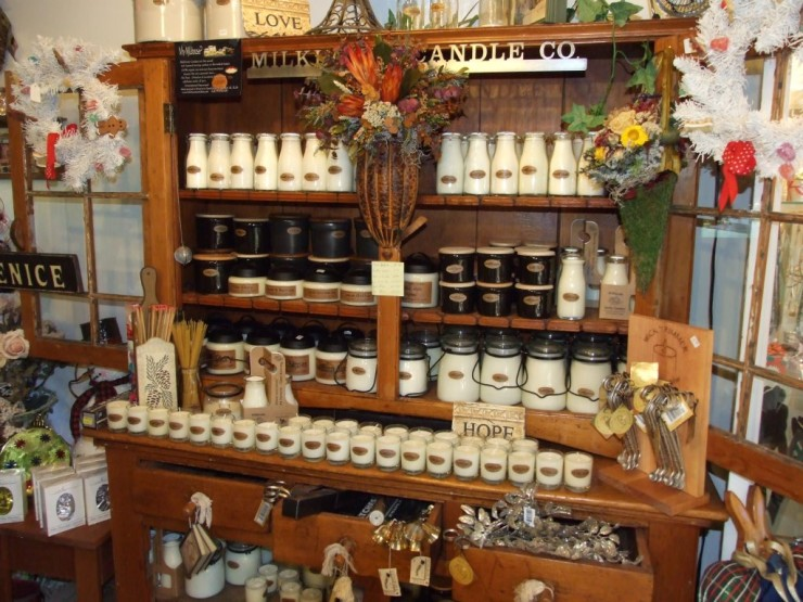 Cobblestone Gift Shop