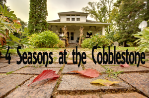 4 Seasons at the Cobblestone Bed and Breakfast